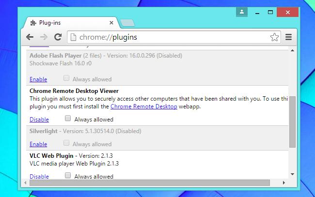 Opera plug-ins google chrome - b