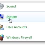 Désactiver la Restauration du système dans Windows 7
