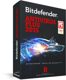 Bitdefender Anivirus Plus 2015
