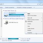 Comment libérer de l'espace disque Windows 7?