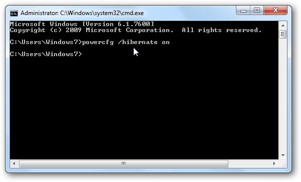 Windows 8 mise en veille prolongée