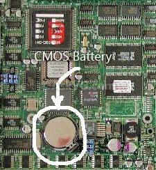 CMOS_Battery