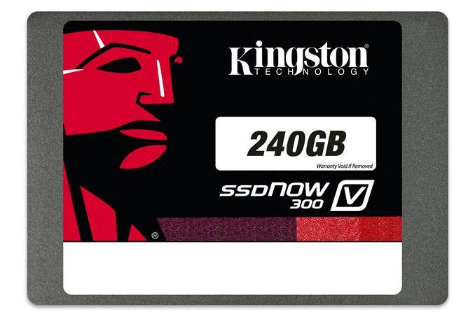 Intel SSDNow V300
