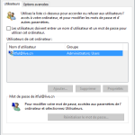 Comment se Login automatique pour Windows 10 sans mot de passe
