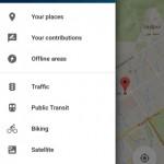 Télécharger et utiliser une carte pour les zones hors-ligne dans Google Maps & Utilisez les Lorsqu'il ñ'y à pas d'Internet