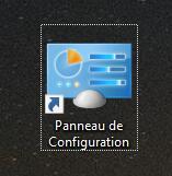 Panneau de Configuration