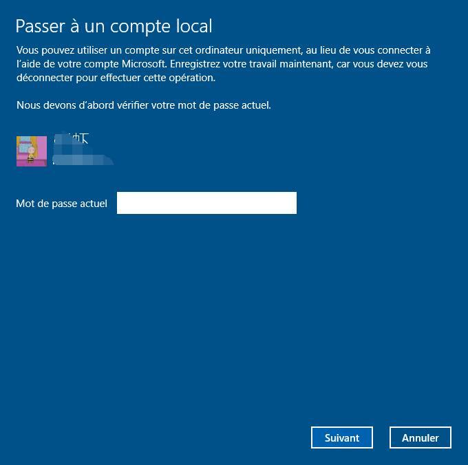 Compte Microsoft