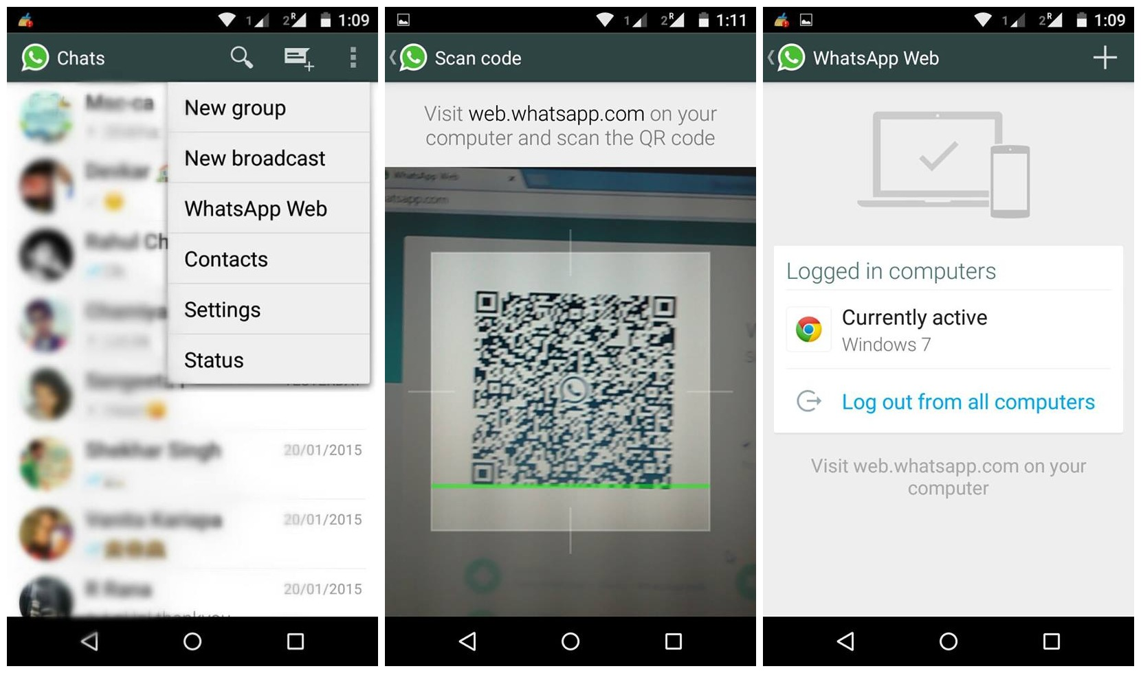 comment pirater whatsapp samsung