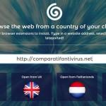 Comment changer & surfer avec l'IP d'un autre pays de votre choix