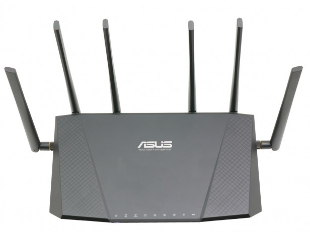 Test et avis d asus rt ac3200 router wifi ac3200 triple bande for Pc retouche photo 2016