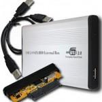 Comment convertir un disque dur interne en un lecteur USB externe