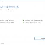 Comment obtenir la Windows 10 Creators Update après le 5 Avril