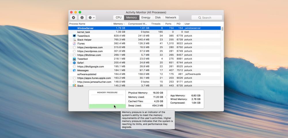 bien optimiser son macbook pro