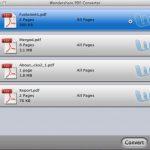 Convertir PDF à Word, JPG, Excel pour Mac: Meilleur Convertisseur PDF pour Mac en 2017