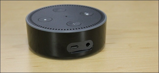Amazon Echo- Echo Dot