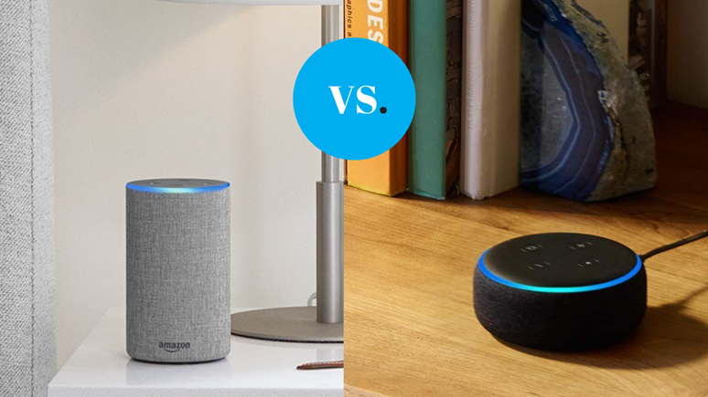 Amazon Echo vs. Echo Dot