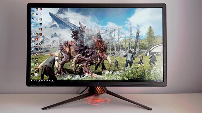 écrans de gaming
